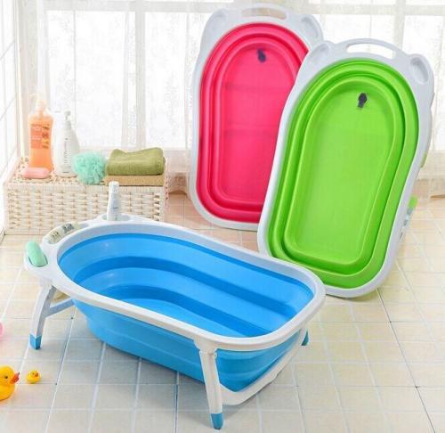 Foldaway Folding Baby Bath Tub