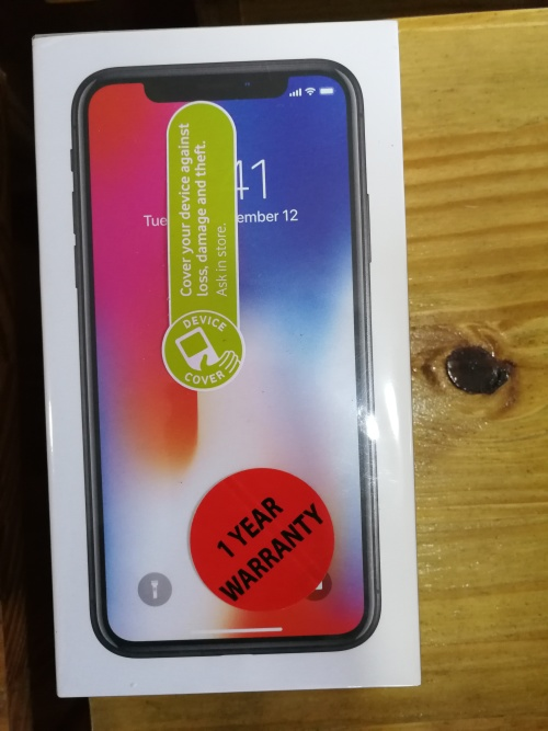 Apple Iphone X Shipping