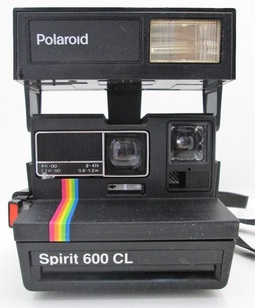 cameras polaroid spirit 600 cl instant film camera was listed for on 3 feb at 11 01 by. Black Bedroom Furniture Sets. Home Design Ideas