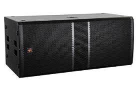 pa speakers hybrid pk218s 2 x 18 passive sub base. Black Bedroom Furniture Sets. Home Design Ideas