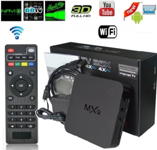 How To Pair Mxq Remote To Box