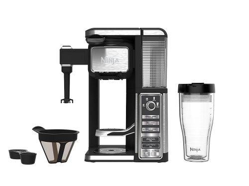 Espresso Amp Coffee Machines Ninja Coffee Bar Single Serve