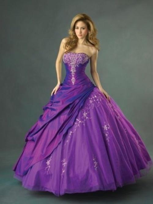 Formal Dresses Wild Rose Purple Evening Party Matric Bridesmaid