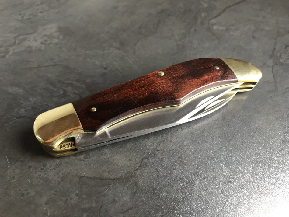 Knives - Frontier Double Eagle Knife by Imperial was listed