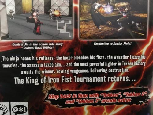 Games - PS2 - Tekken 5 for sale in Johannesburg (ID:413585781)