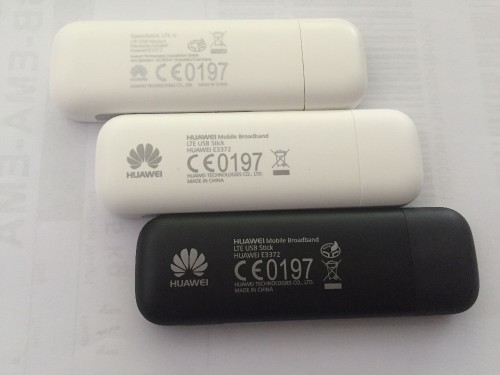 Modems - Huawei E3372 E3372h-153 ( plus a pair of antenna ) 4G LTE