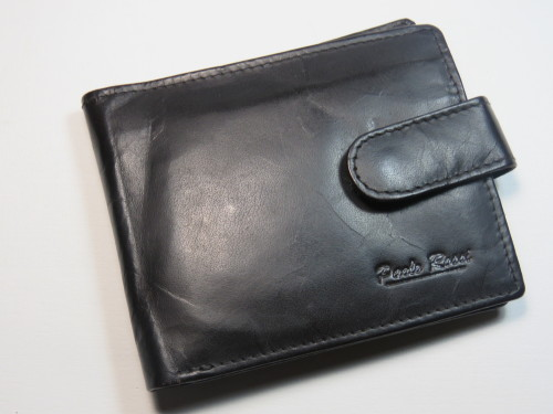 eeef8dce8510 Paolo Rossi (Italy) Vera Pelle genuine leather wallet