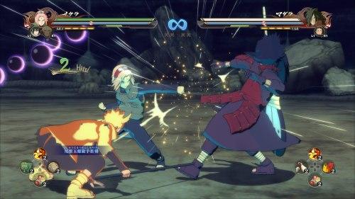 Naruto Shippuden Ultimate Ninja Storm 4 Xbox One Game
