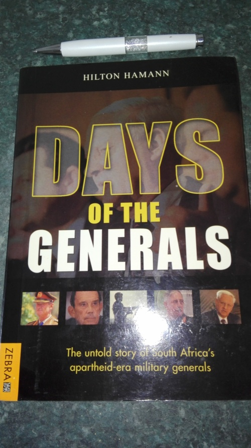 The Age of the Generals