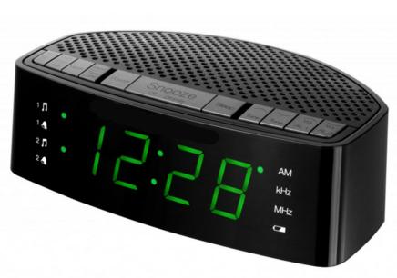 digital clocks clock radios blaupunkt digital alarm. Black Bedroom Furniture Sets. Home Design Ideas