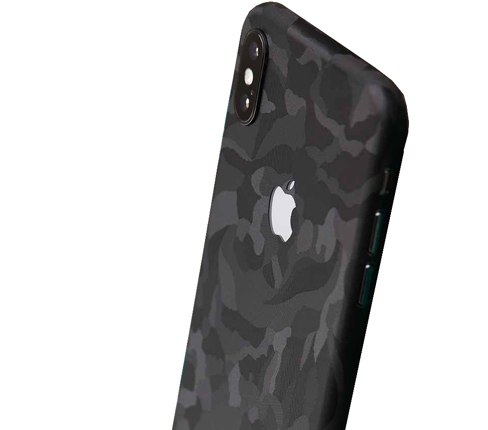 huge discount 5ee12 cd652 Cases, Covers & Skins - dbrand Black Camo Skin for iPhone X | LOCAL ...