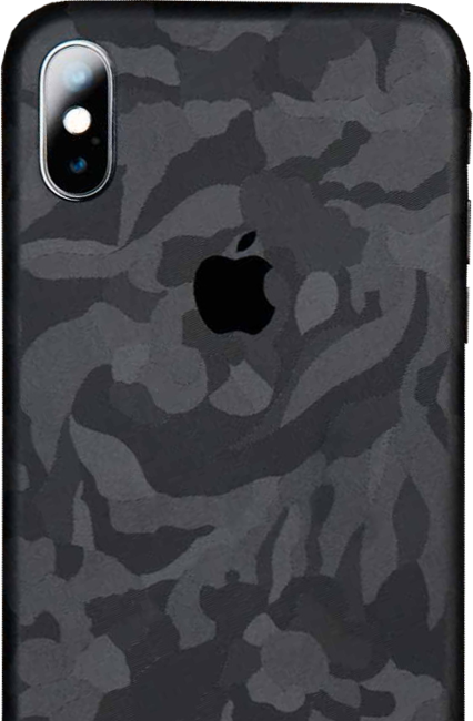 new concept c9b41 848ff dbrand Black Camo Skin for iPhone X | LOCAL STOCK | Same Day Shipping | x2  Skins | Brand New