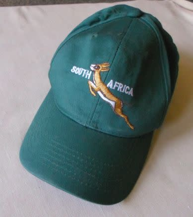 2b2e1d06827 Sporting Memorabilia - SOUTH AFRICA - SPRINGBOK - CAP was listed for ...