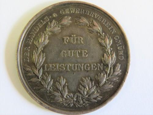 German medal for good accomplishment - FUR GUTE LEISTUNDGEN