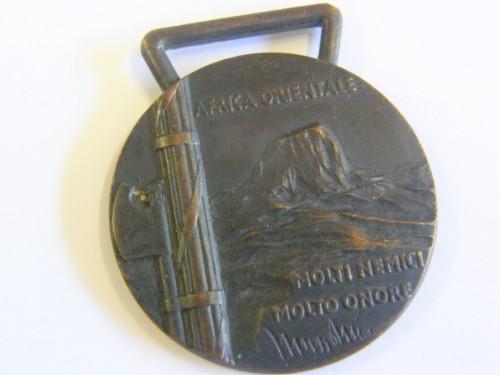 Italian WW2 Campaign medal