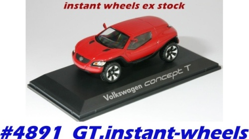 Models Volkswagen Concept T 2004 Ixo Newinblister Free Delivery