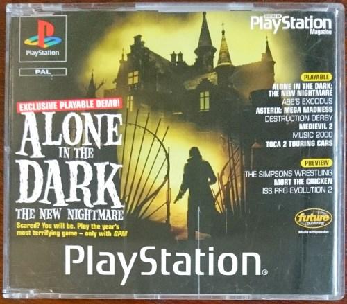 Official UK Playstation Magazine Demo Disc 72 - PS1 (DEMO) (Retro)