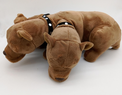 Character Toys Harry Potter 3 Headed Dog Plush Toy Approx 35cm