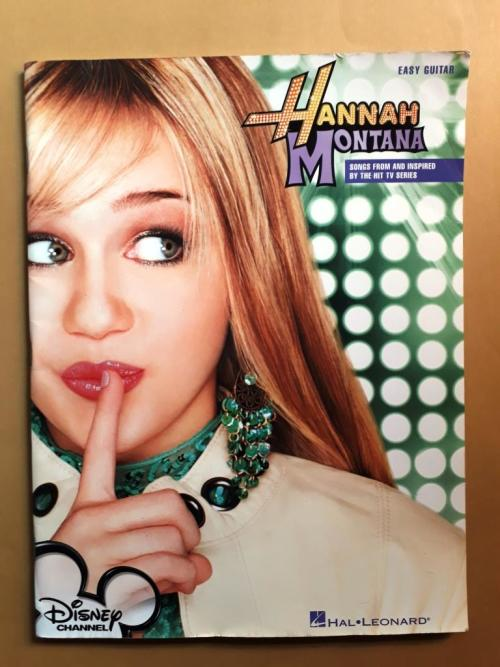 Hannah Montana - Songs from the TV Series [for easy guitar]