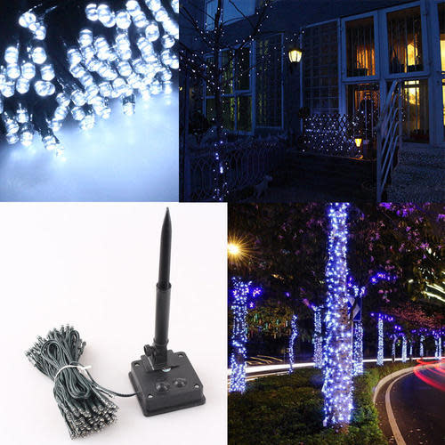 Solar Lights Za: 5M 50 LED Solar Power Fairy Light Outdoor