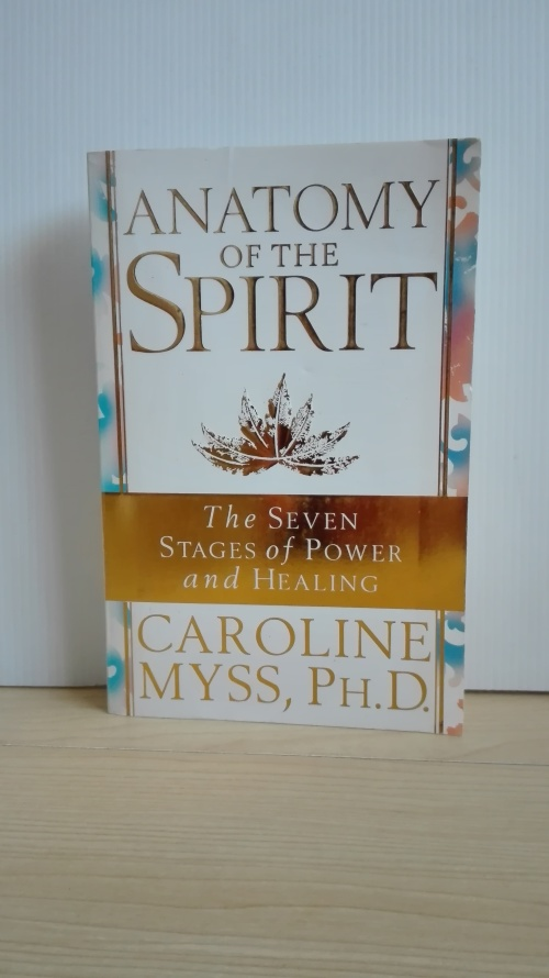 Health, Mind & Body - Anatomy of the Spirit: The Seven Stages of ...