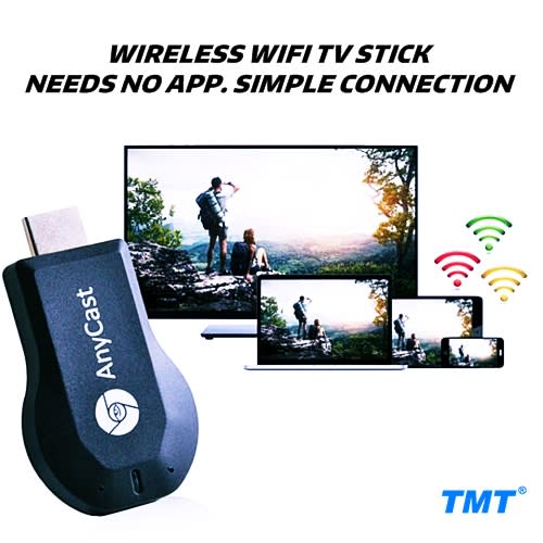 TV & Projector Accessories - Anycast Wireless TV Stick for