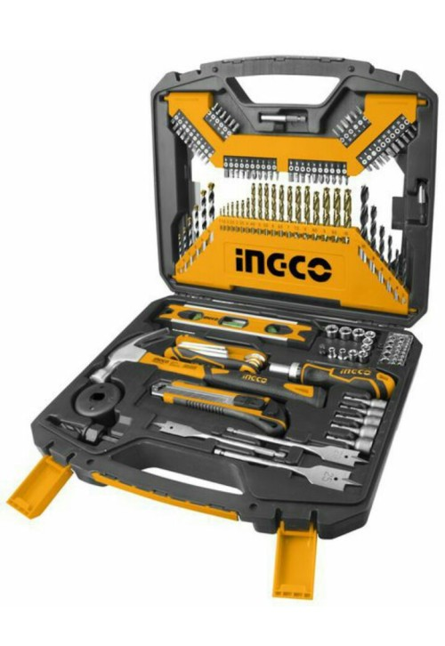 Ingco Accessories Tool Set - 120 Piece