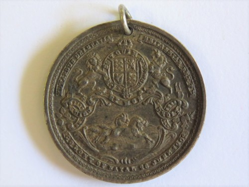 Coronation medal for Edward 7 - Colony of Natal - 26 June 1902