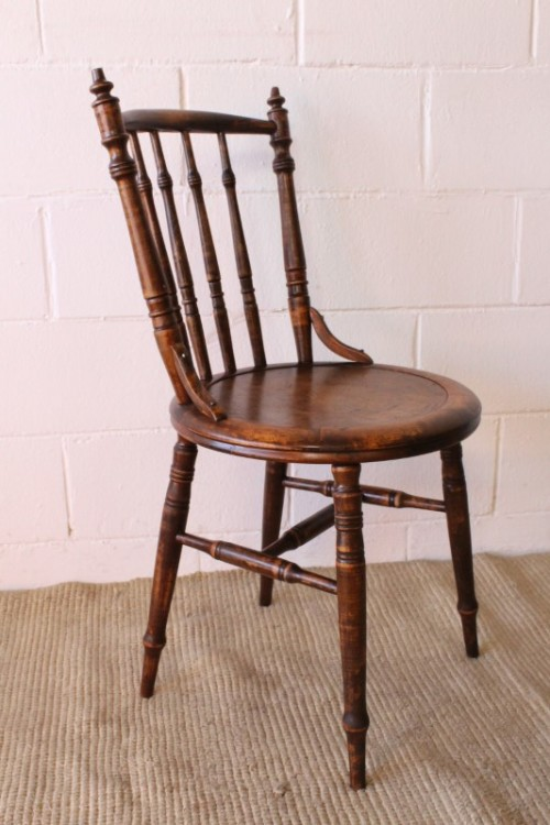 Chairs Stools Amp Footstools A Stunning Antique Spindle