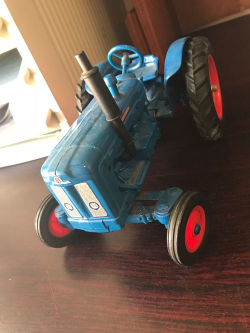 Other Collectable Toys - FORDSON SUPER MAJOR MADE IN DYERSVILLE IOWA