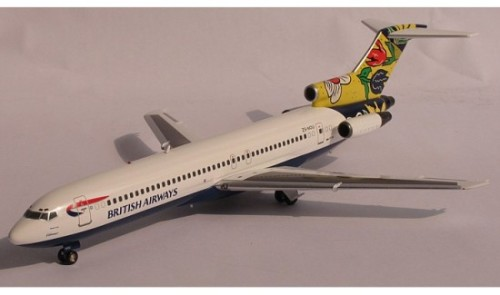 Boeing 727-200 Comair British Airways 1/200 Scale (IF722044)