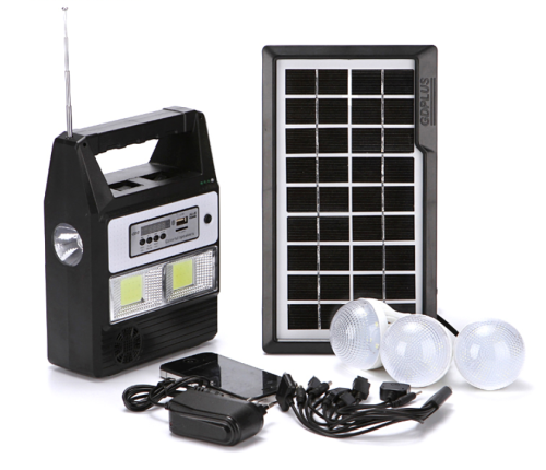 Solar Lights Home Bargains: GDPLUS Electric Rechargeable Portable Home