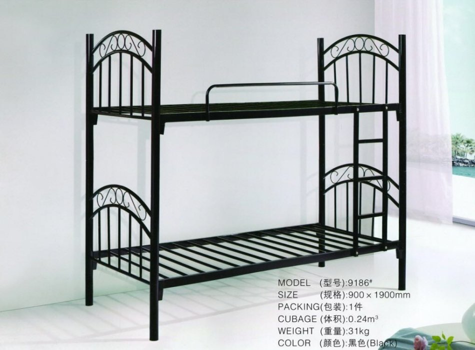 Steel Frame Bunk Beds