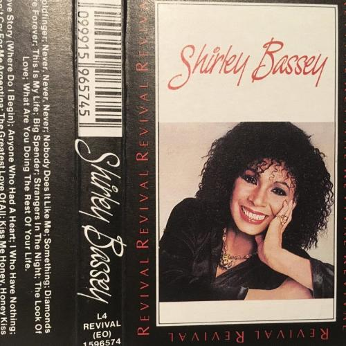 Blues Amp Jazz Cassette Shirley Bassey Shirley Bassey