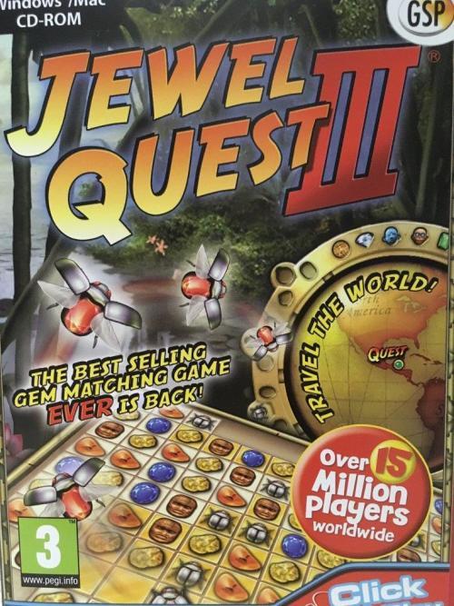 PC - Jewel Quest III - Hidden Object Game