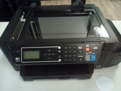 Printers - EPSON L655 4in1 Printer was listed for R3,549 00 on 31