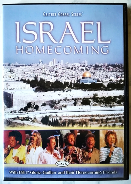 Gaithers: Israel Homecoming DVD