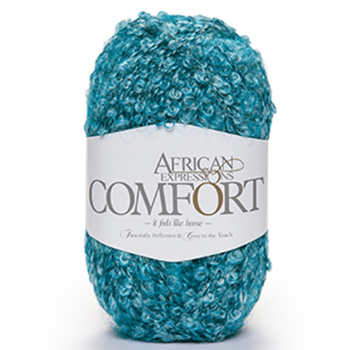 *CLEARANCE SALE* African Expressions COMFORT Mohair Blend Chunky Bouclé -  4079