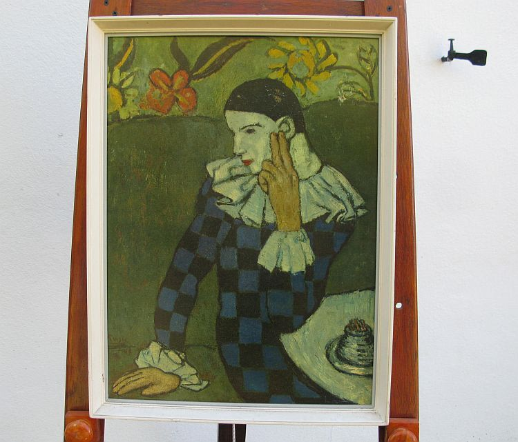 Prints A Rare Old Picasso Print Was Listed For R900 00