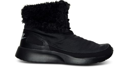 a96a9ed9ecb Original Womens NIKE Kaishi Winter Waterproof High Sneakerboot Black 807195  001 Size UK 4.5 (SA 4.5)