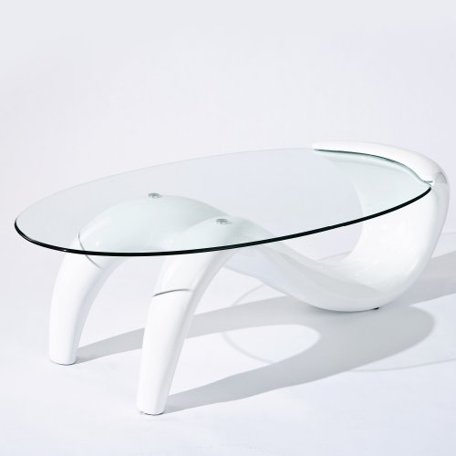 Coffee Table (Tempered Glass) Was Listed For R1