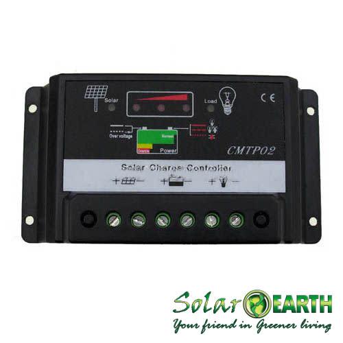 Solar Kits Ecco Solar Charge Controller 10 Amp 12 24v 3