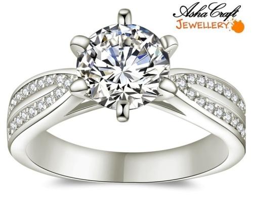 Sparkling 2.19ct Cr.Diamond