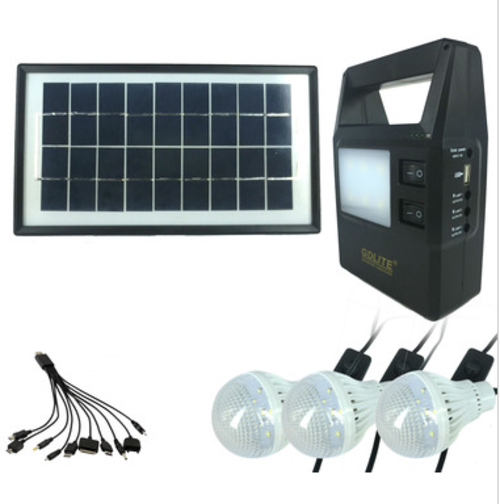 Solar Lights Za: GDlite 3 Light Solar Kit GD-8021 Was