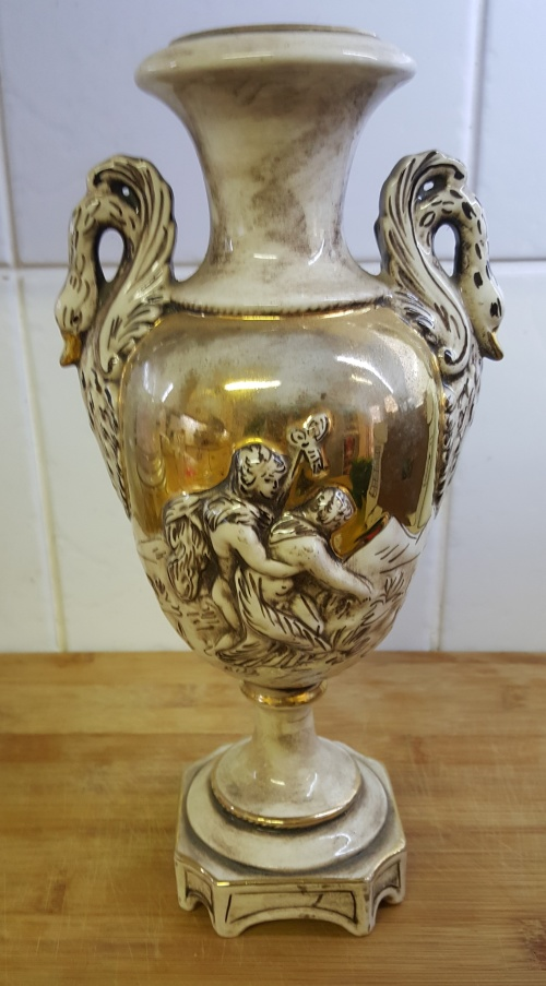 Vases Capodimonte Vase Made In Italy Was Listed For R49500 On 23