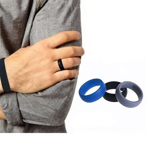 Story Why Are Wedding Rings Worn On Left Hand: Silicone Ring & Bands