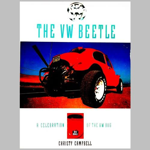 1990 Volkswagen Beetle: THE VOLKSWAGEN BEETLE. A