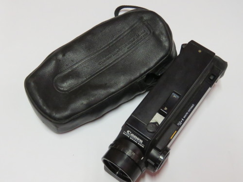 Vintage Canon Auto zoom 318m movie camera - Not working