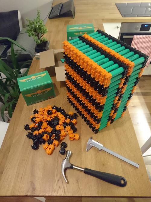 Other Batteries & Chargers - Vruzend V2 DIY Solderless 18650 Battery