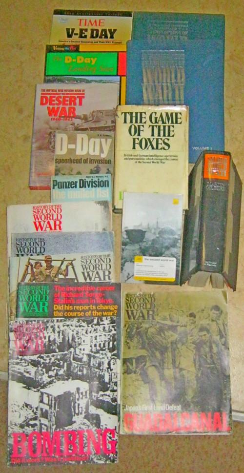 Second World War - History